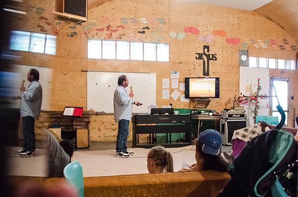2018 Family Camp with Brad Scott
