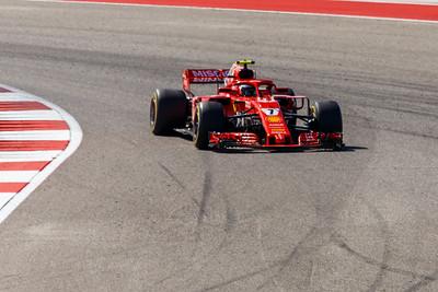 2018 Formula 1 United States Grand Prix Austin
