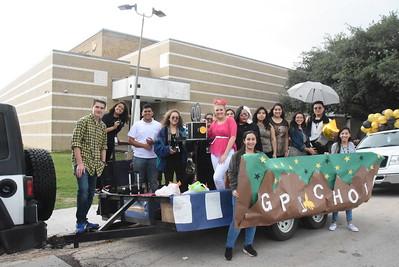 2018 GPHS Homecoming Parade