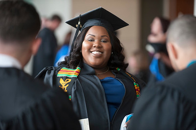 Westfield State University Graduate Commencement 2018