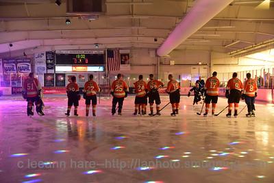 2018 Guns and Hoses Charity Hockey Game