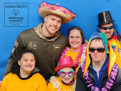 2018 Inspiration Walk - Photo Booth Photos