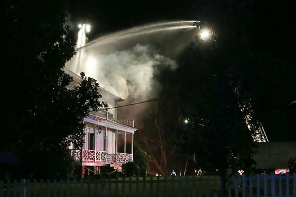 2018 LARIMORE HOUSE FIRE