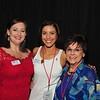 Melanie Calderwood LCRP Internal Vice Chair, Nishann Miller External Vice Chair, and LCRP Member Nila Croll