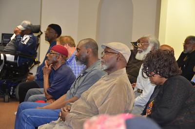 2018 May First Sunday Community Program