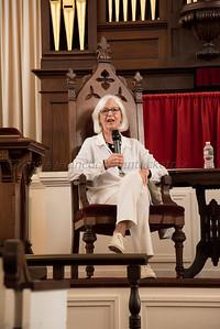 Nantucket Book Festival, Jane Alexander visit, Nantucket, Masschusetts