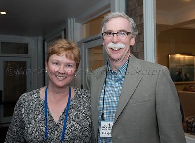 Nantucket Book Festival Authors' Dinner, White Elephant, Nantucket, Masschusetts