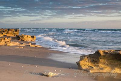 Carlin Beach Park Sunrise, Juptier