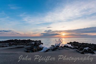 Coral Cove Sunrise