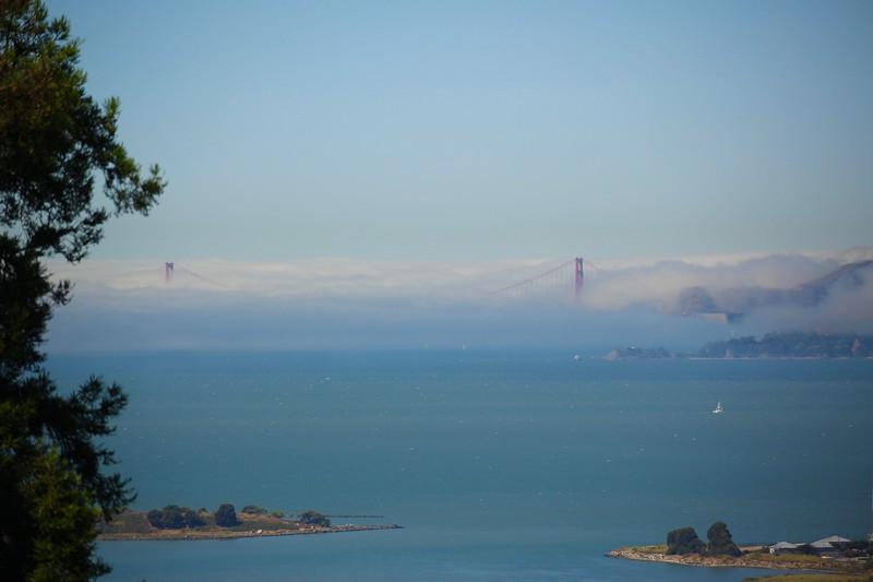 Golden Gate - always an amazing sight!