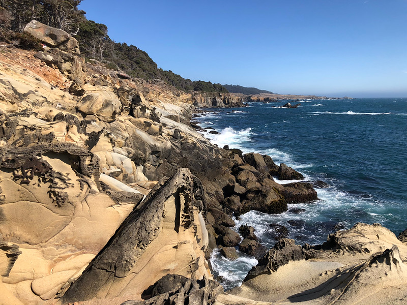 Just south of Sea Ranch - Fisk Mill Cove - Another keeper!