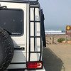 "Along Pacific Coast Highway in CA<br /> <br /> <a href=""https://www.g-wagenaccessories.com/products/roof-access-ladder-gwagen-models"">https://www.g-wagenaccessories.com/products/roof-access-ladder-gwagen-models</a>"