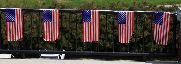 Railing Flags