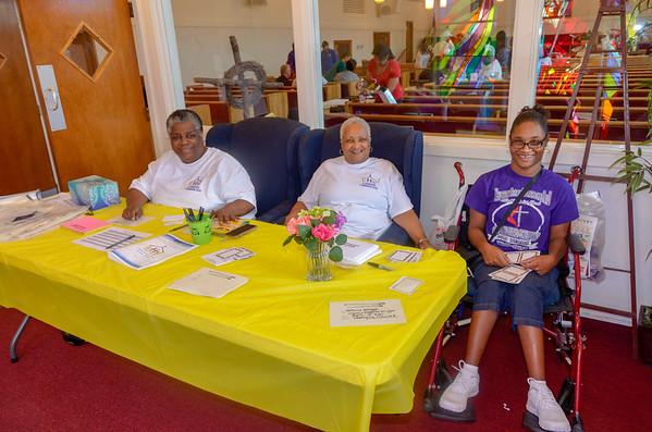 2018 Scotlandville Interfaith Community Health Fair