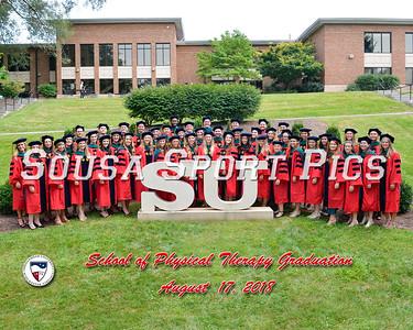 2018 Shenandoah University Physical Therapy Graduation