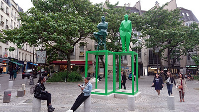 SiP goes Paris - by Micke Broqvist
