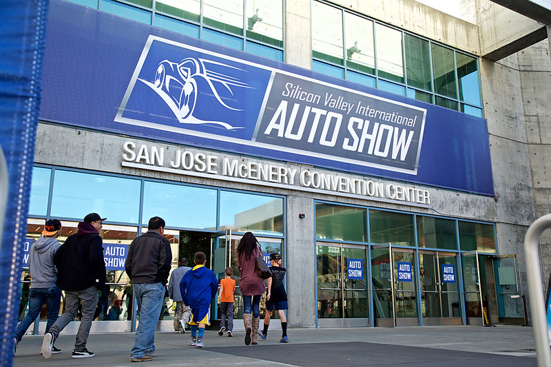 2018 Silicon Valley Auto Show