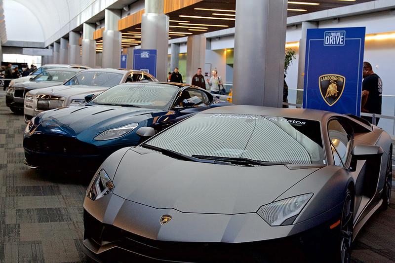 2018 Silicon Valley Auto Show
