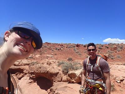 Left Fork of Leprechaun Canyon