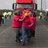 Bob Hickey | For The Herald Bulletin<br /> Team Serenity force pulls in the Semi-finals and end the day with the fastest pull of 21.0 seconds