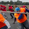 Bob Hickey | For The Herald Bulletin<br /> United Way Truck Pull at Hoosier Park on Saturday.