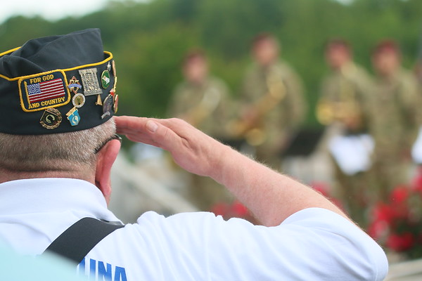 2018 Veterans Appreciation Day at the Carolina Field Of Honor