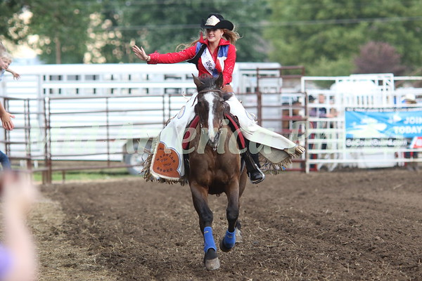 Cassidy Yaley, 2018 Miss Teen Wapello Rodeo