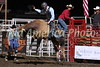 Bull Rider David Thompson