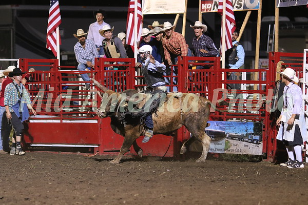 Bull Rider Riggin Smith