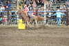 Barrel racer Trina Hulse