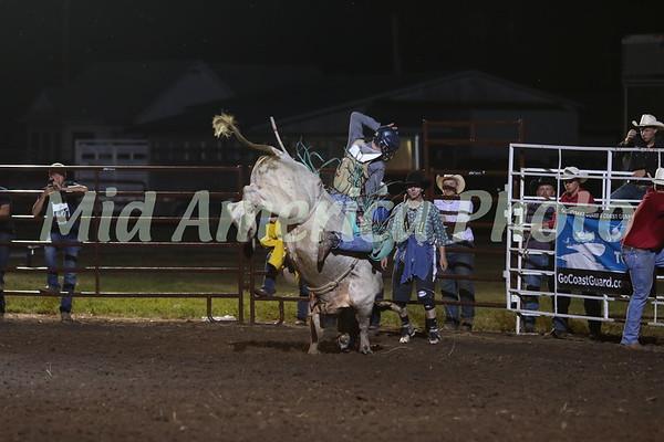 Bull Rider Garrett Wall
