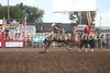 Saddle Bronc rider Tegan Smith