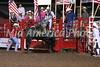 Bull Rider Gatlin Rodriguez