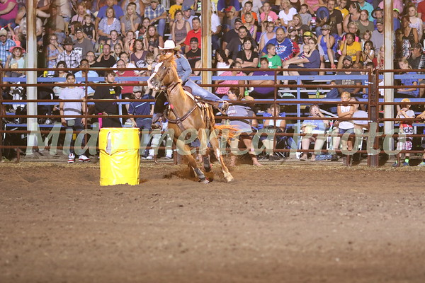 Barrel Racer Sherry Assmann