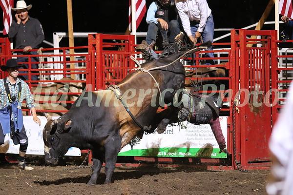 Bull Rider Garrett Heinert