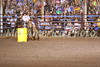 Barrel Racer Tasia Behnke