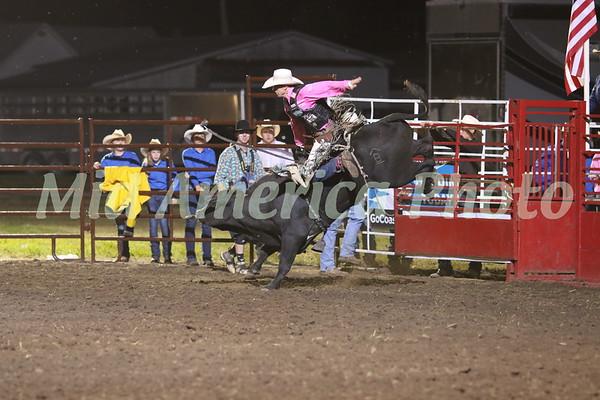 Bull Rider Jay Morrow