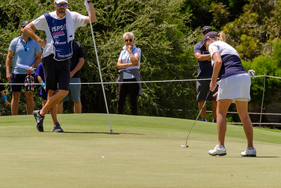 Christie Kerr (USA) -  13th Green
