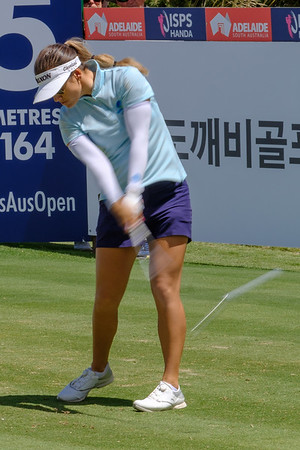 Hannah Green (AUS) - 15th Tee