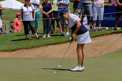 Christie Kerr (USA) - 14th Green