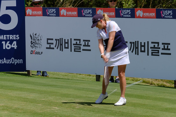 Christie Kerr (USA) - 15th Tee
