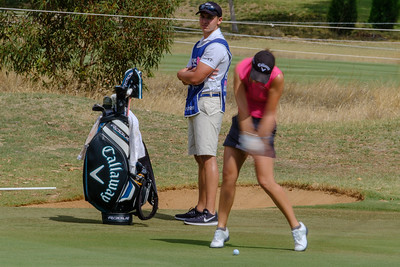 Katelyn Dambaugh (USA) - 1st Fairway