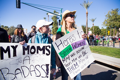 20180121_Phx Women's March-26