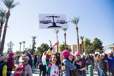 20180121_Phx Women's March-21