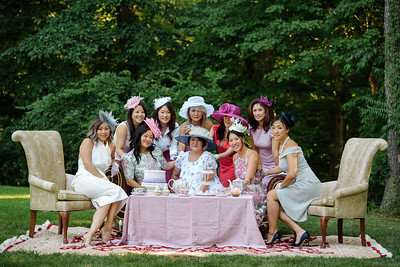 2018 Yono English Tea Party