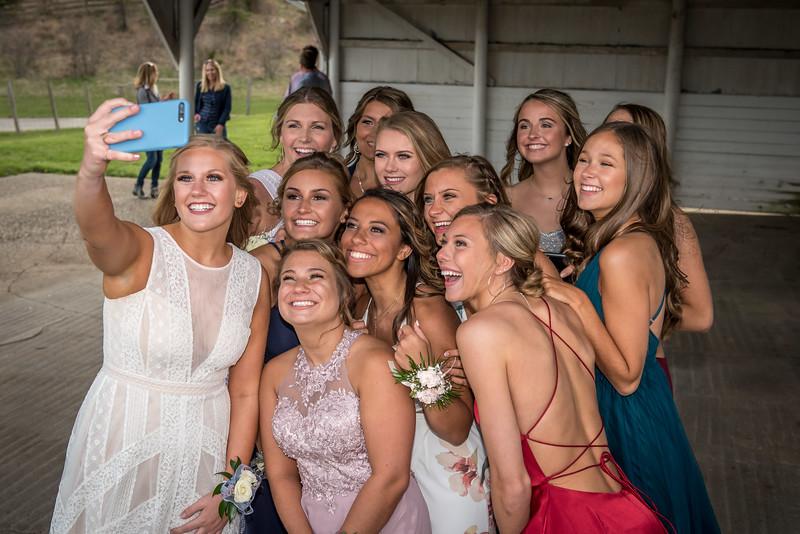 2018 Zionsville Prom