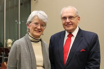 """Margaret """"Marnie"""" Huff & David Raybin"""