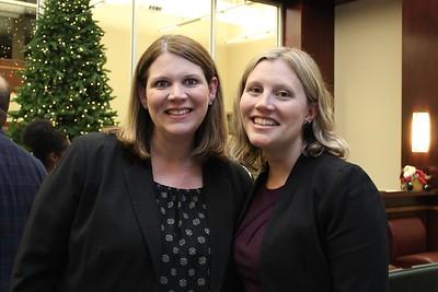 Laura Baker & Liz Sitgreaves