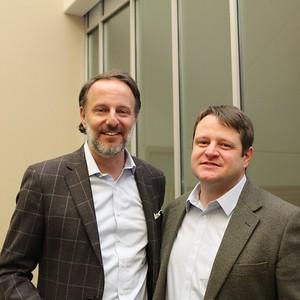 Sam Funk & Eric Smith