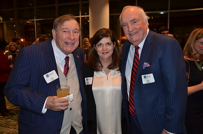 Lew Conner, Monica Mackie, Hal Hardin